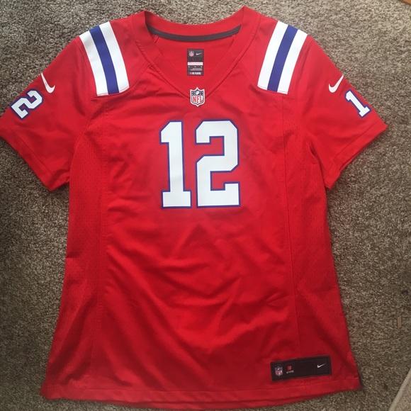 patriots throwback jersey
